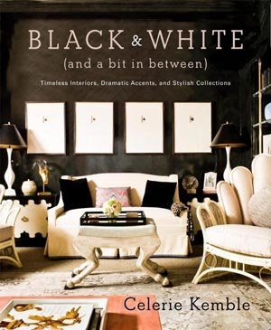 Celerie Kemble Black And White Book Cover