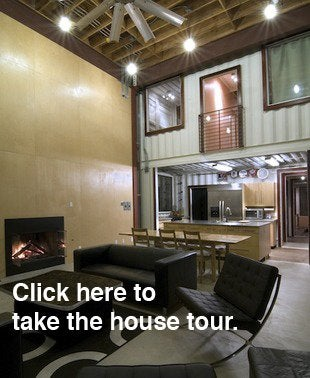 Redondo Beach Container House Slideshow
