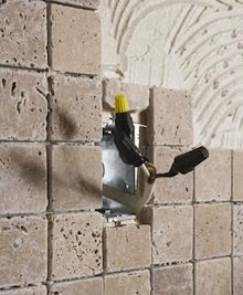 How to Tile a Backsplash - Switch