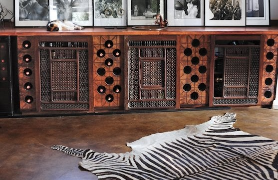 How to Dye Concrete Floors - Marrakesh Design