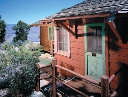 Grand Canyon National Park Bright Angel Cabin