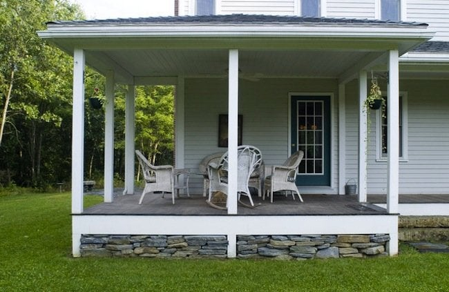 Front Porch Designs - Farmhouse