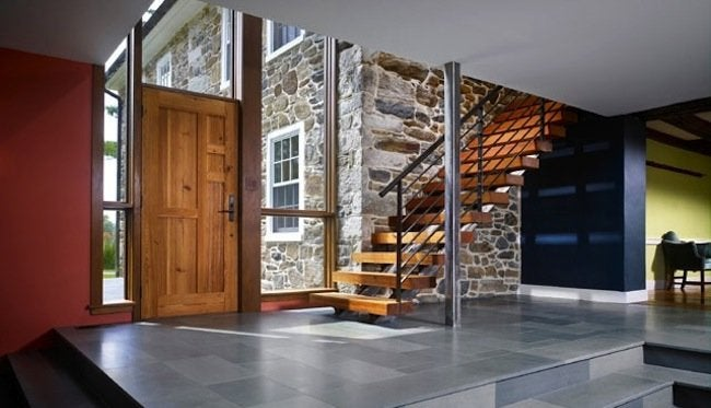 Wyant Architecture Pa Farmhouse Entry 05