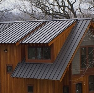 Awesome Metal Roofs
