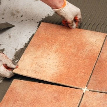 How to Install Ceramic Tile - Setting