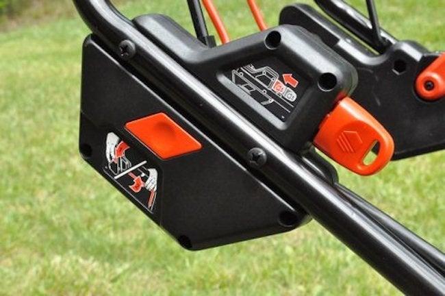 Black & Decker 36v Cordless Lawn Mower