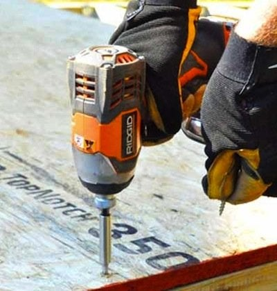 Ridgid 18v Compact Drill Driver and Impact Driver Review