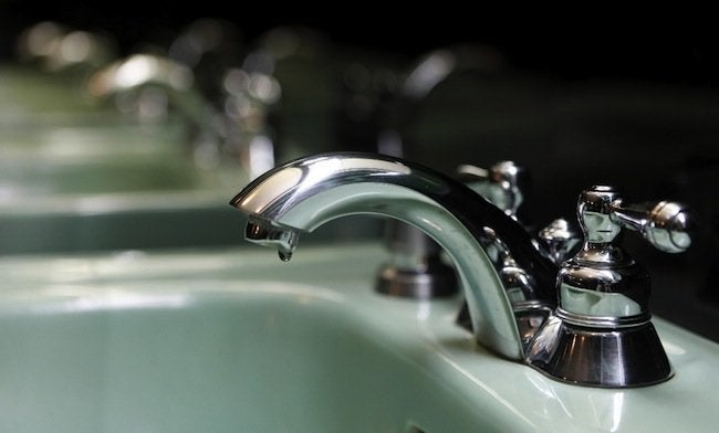Green Tips for the Home - Dripping Faucet