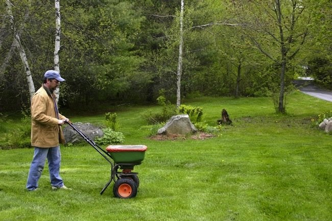 Green Tips for the Home - Fertilizer