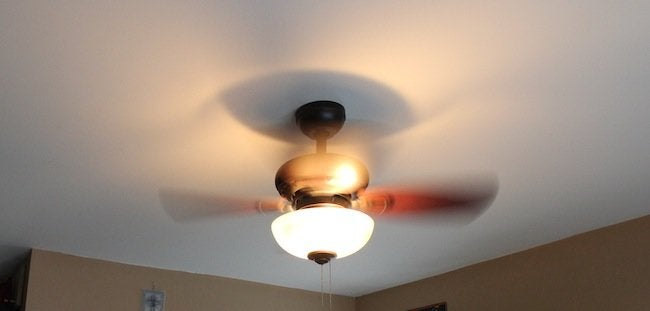 Green Tips for the Home - Ceiling Fans