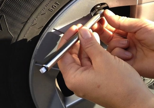 Green Tips for the Home - Tire Pressure