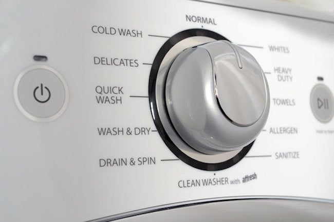 Green Tips for the Home - Washing Machine Cycles
