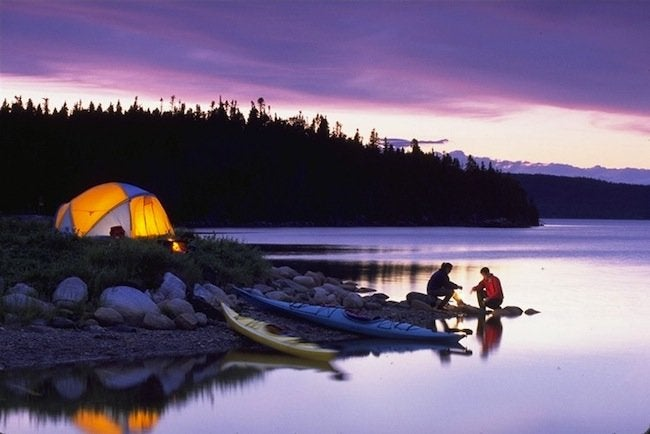 Green Tips for the Home - Camping