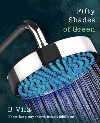 Green Tips for the Home - 50 Shades of Green