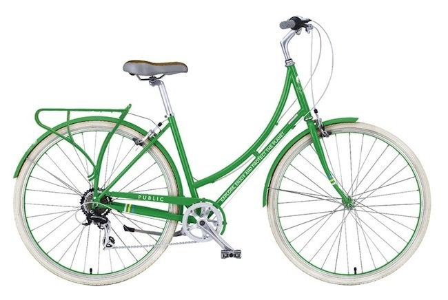 Sierra Club Public bike