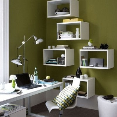 Home Office Ideas - Desk Area