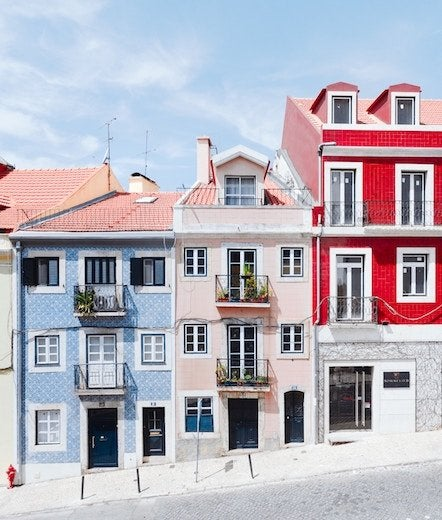Portugal houses