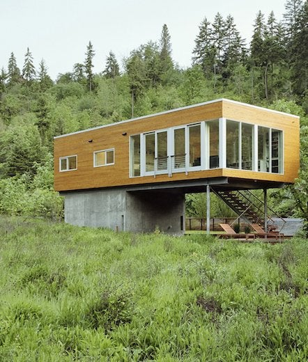 Neal creek house