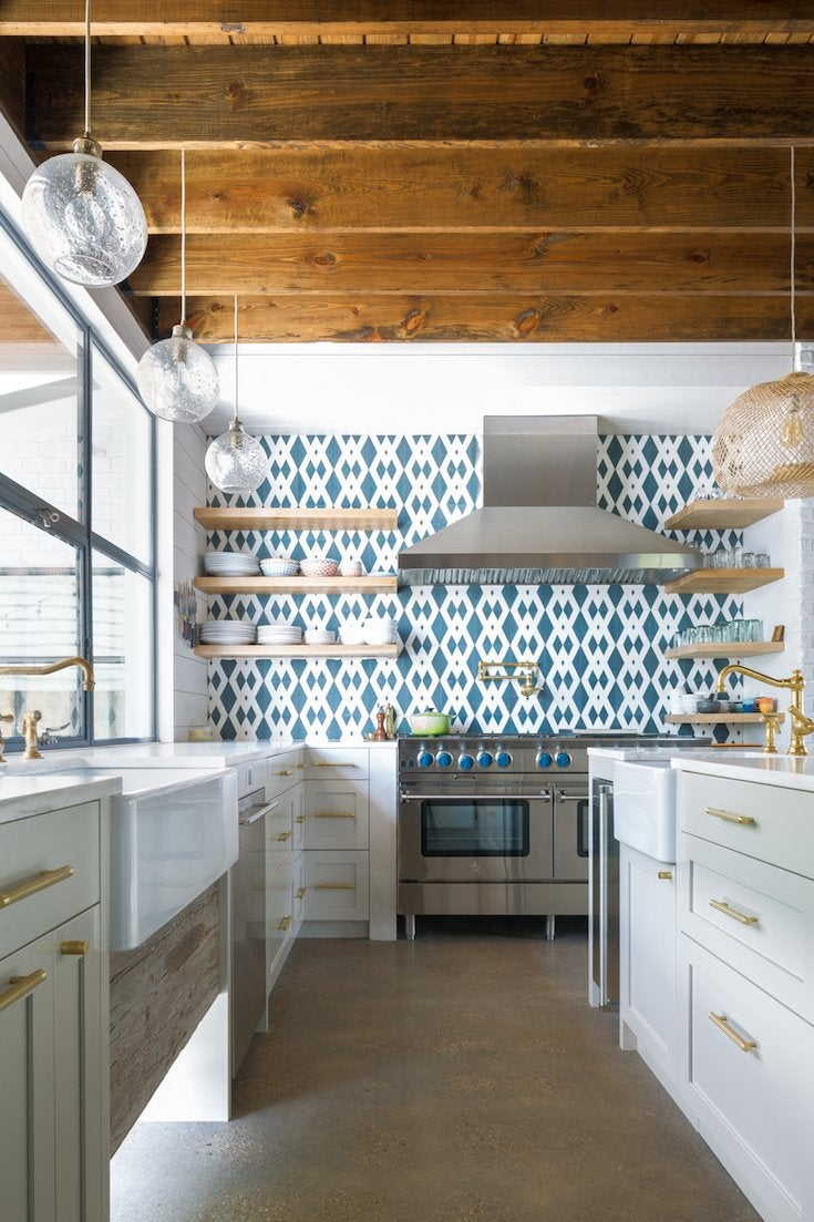 Leonid furmansky restructure design diamond kitchen