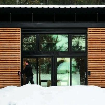 E.D.G.E. House exterior doors