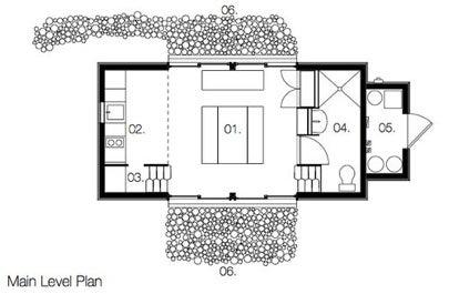 E.D.G.E. House floor plan
