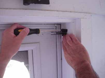How to Replace an Old Door Closer