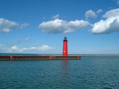 Kenosha North Pierhead Lighthouse, Wisconsin, real estate