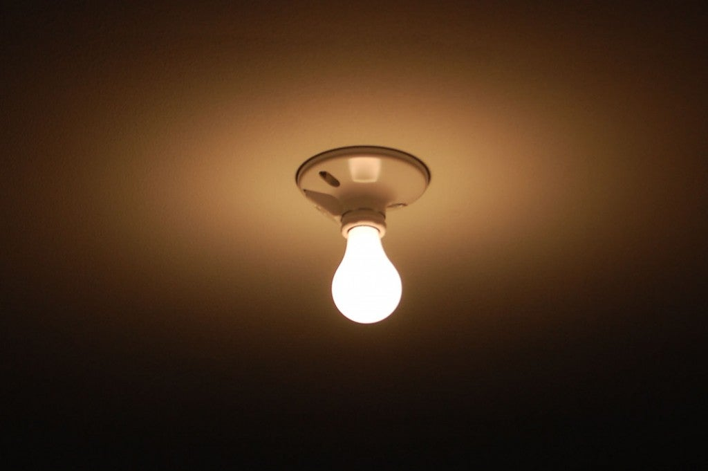 How to Install a Light Fixture - Complete