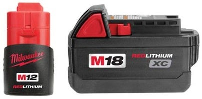 Milwaukee redlithium batteries bob vila tools