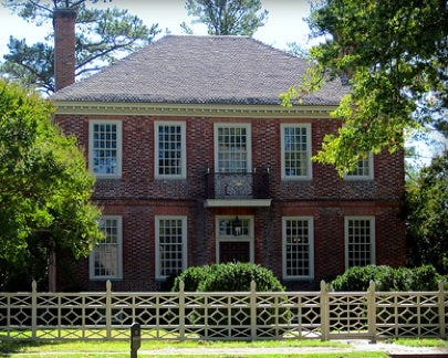Colonial Williamsburg Lightfoot House, Williamsburg, VA