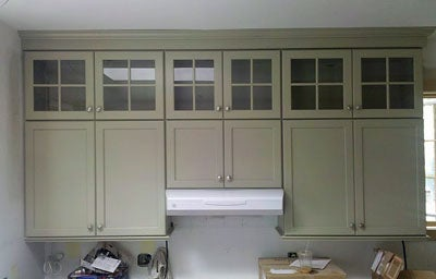 Cabinet Artistry The 12 Year Kitchen Bob Vila