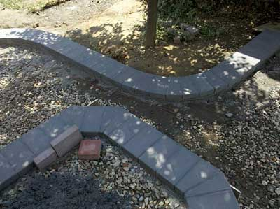 Paver Patio - Landscaping