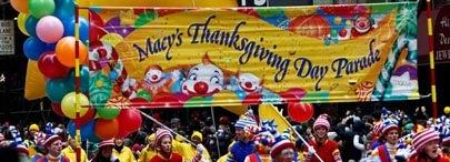 Newyorkcitytourist.com Macy's Thanksgiving Day Parade