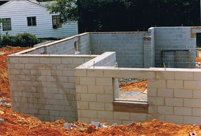 Wickimedia Commons Masonry Wall Foundation