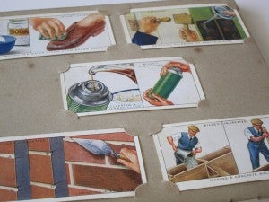Household Hints Cigarette Trading Cards - Collection 3