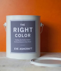 Eve Ashcraft The Right Color - Jacket