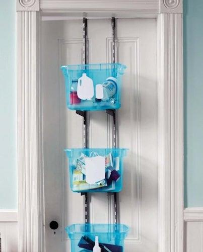 Hanging-Door-Recycling-Solution