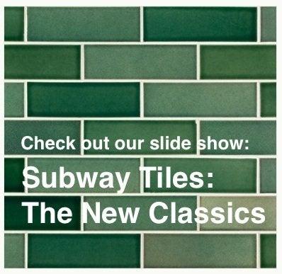 Subway Tile Slide Show