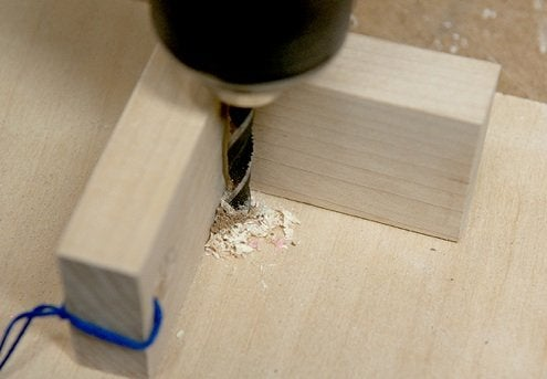 How to Drill a Straight Hole