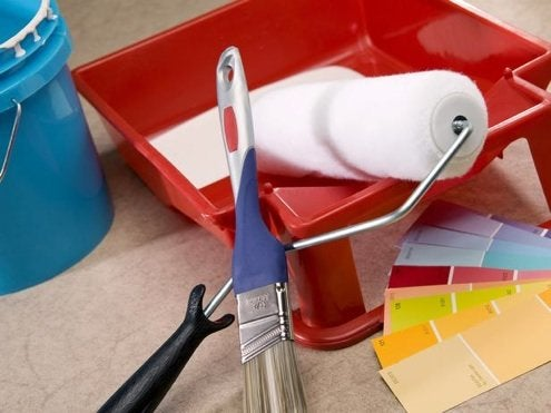 Painting - Dorm Ideas