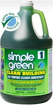 Green Clean - Simple Green Products