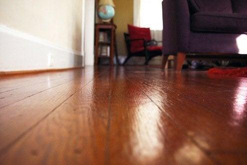 Squeaky Floor