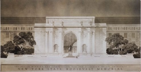 Theodore Roosevelt Memorial Renovation