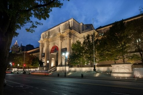Theodore Roosevelt Memorial Renovation - EXterior