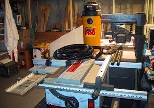 Basement Workshop Essentials