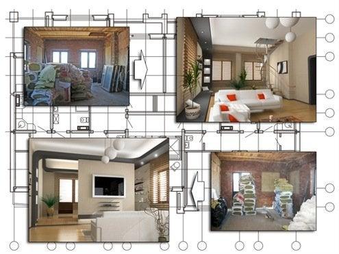 Home Improvement Scrapbook