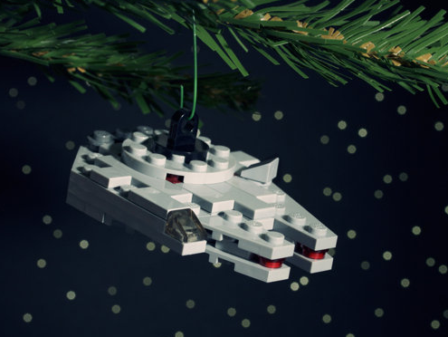 Lego Star Wars Ornament