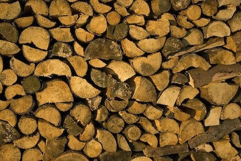 Firewood Types - Wood Stack