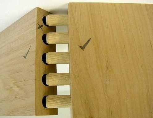 Dowel Joinery Tips