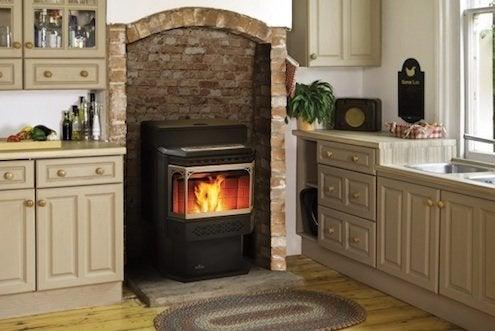 Pellet Stoves - Napoleon Fireplaces